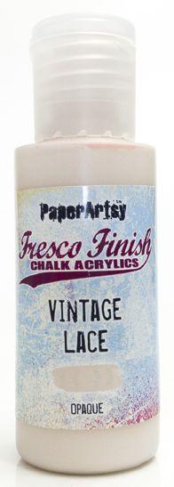 Fresco Finish - Vintage Lace