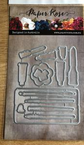 Artists Tools Dies