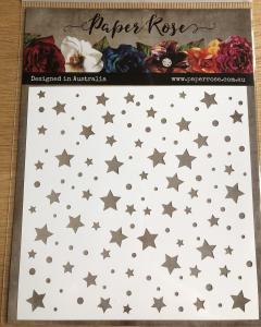 Stencil Stars & Spots