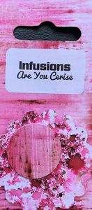 Infusions Dye Are you Cerise