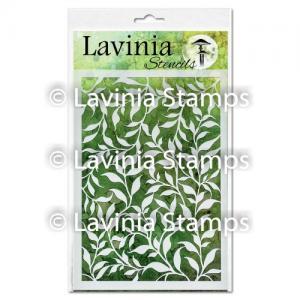 Lavinia Stencil Laurel