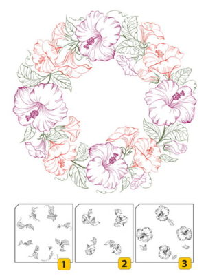 Flower Wreath-1