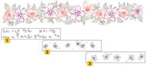 Flower Border-1