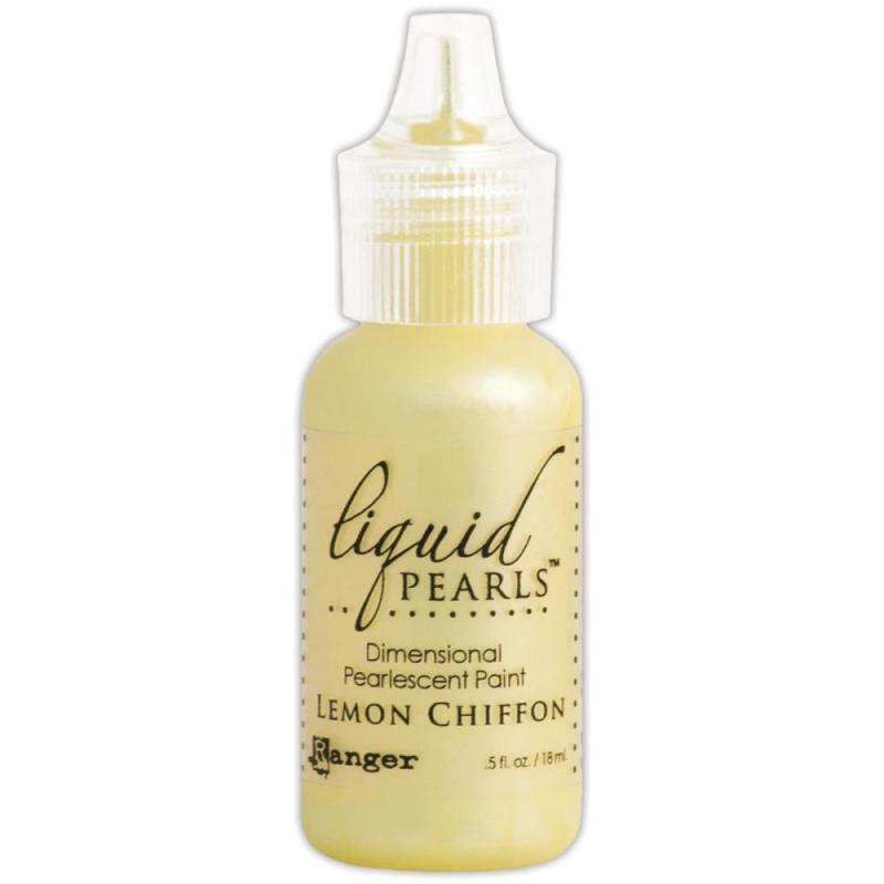 Liquid Pearl Lemon Chiffon