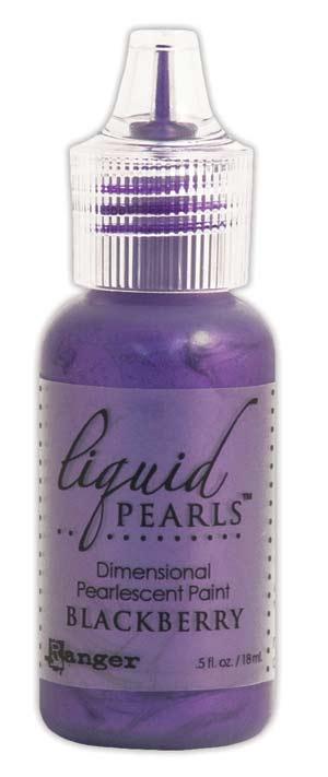 Liquid Pearl Blackberry