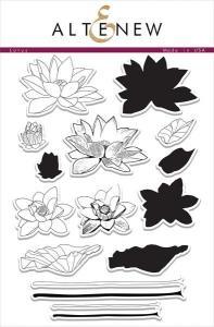 Altenew Lotus