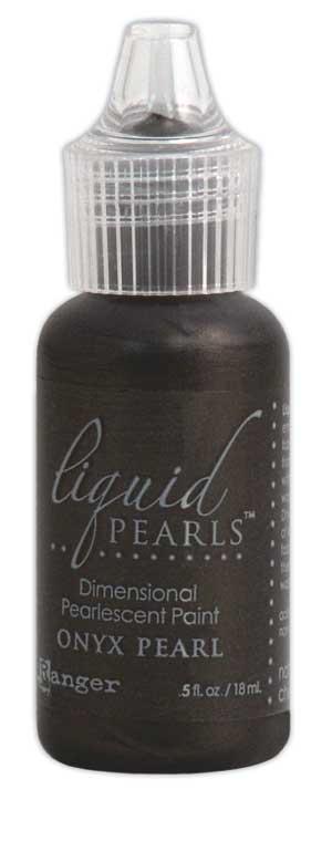 Liquid Pearls Onyx Pearls
