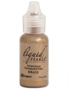 Liquid Pearls Brass