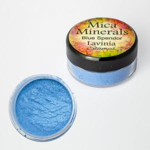 Mica Minerals – Blue Splendour