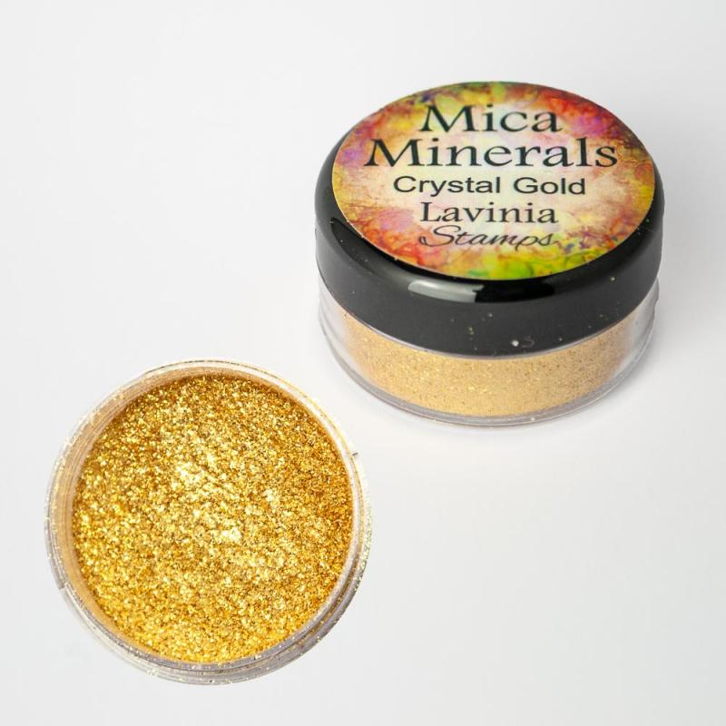 Mica Minerals – Crystal Gold