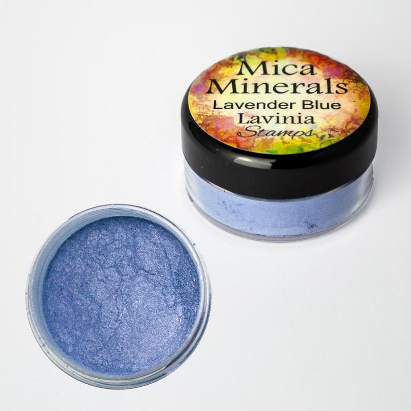 Mica Minerals – Lavender Blue