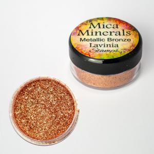 Mica Minerals – Metallic Bronze