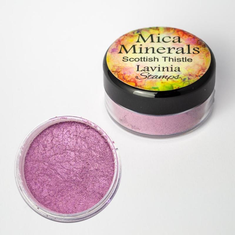 Mica Minerals – Scottish Thistle