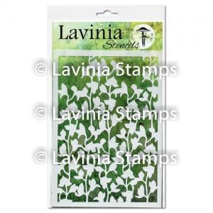 Lavinia Stencil Orchid
