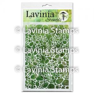 Lavinia Stencil Pebble