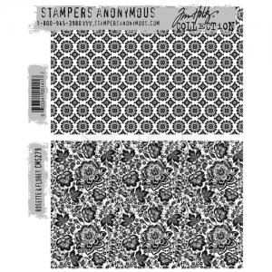 Stampers Anonymus Rosette&Floret