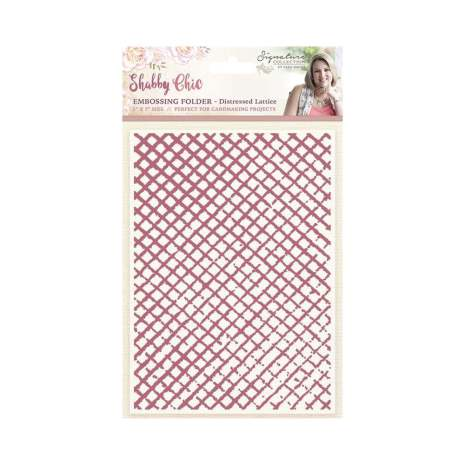 Crafters Companion Signatur Collection Shabby Chic