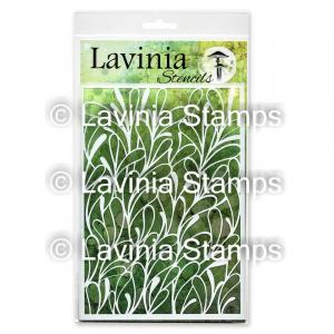 Lavinia Stencil Flora