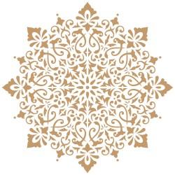 Stencil-Medium-Mandala