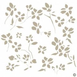 Stencil-Mini-Almond Tree