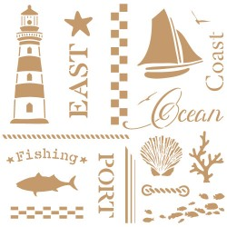 Stencil-Medium-Sea