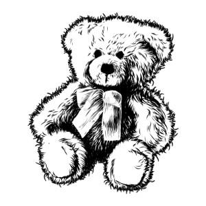 Unique Teddybeer 1