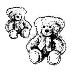 Unique Teddybeer 2