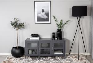 Acero TV-Bänk