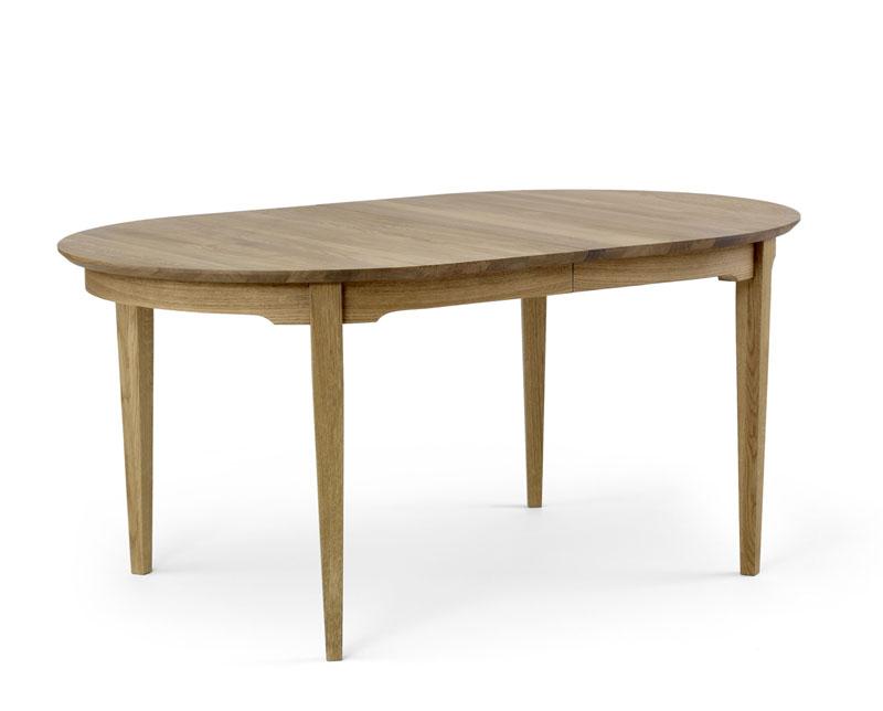 Hovdala matbord ovalt