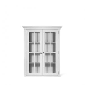 Stockholm vitrin/överskåp 2-dörrar