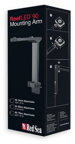 Red Sea Reef LED mounting arms 54-62cm