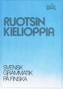 Svensk grammatik på finska