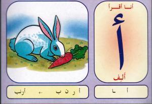 Hayya Nata`allam Alhourouf Wal Arqam هيا نتعلم الحروف والارقام