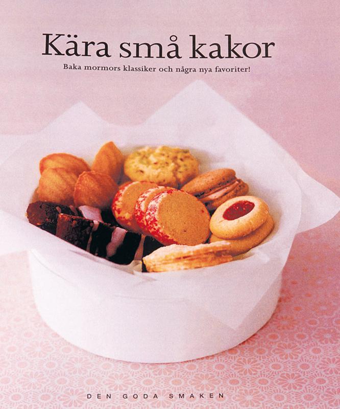 Kära små kakor