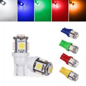 LED.Diodlampor - W5W / T10,  5xSMD