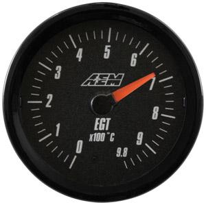 AEM - Avgastempmätare 0-980 C