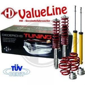 Coilover kit-Volvo V50, 04-