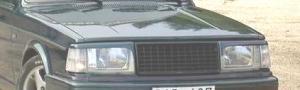 Ögonlock - Volvo 240, 81-93