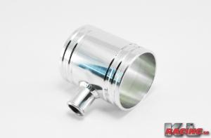 Alu T-rör 63,5mm/25mm