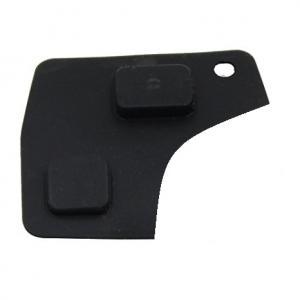 Knappar - Toyota nyckel med 2 knappar