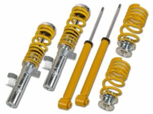 Fk Street Coilover - Ford Focus 2, 04-