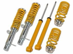 Fk Street Coilover - Ford Focus 98-04