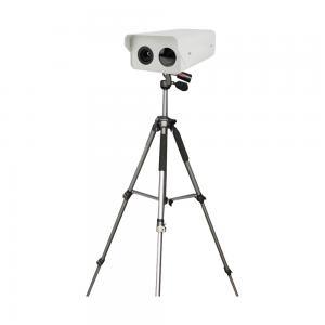 Kroppstemperatur screening-kamera