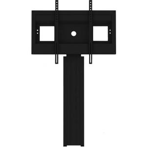 Clevertouch väggfäste – höj- och sänkbar, elektriskt, svart