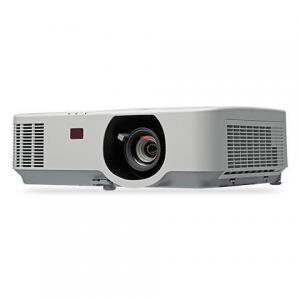 Nec P554W - WXGA, LCD, 5500 AL, HDBaseT