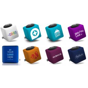 Catchbox - Egen logga & färg