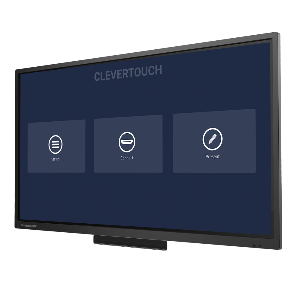 "Clevertouch UX PRO - 55"" - 20 p touch - m Android - 4K"