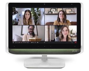 Poly Studio P21- En skärm för möten