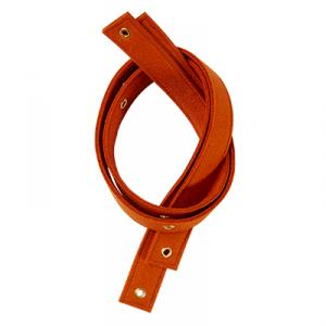 Strap for shelf - 100% wool - copper