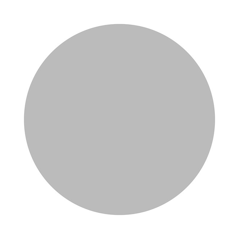 WOOD HANGER, L, grey